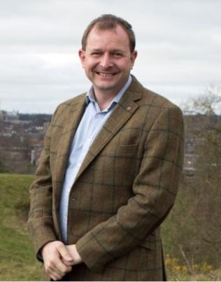Council Leader John Fuller
