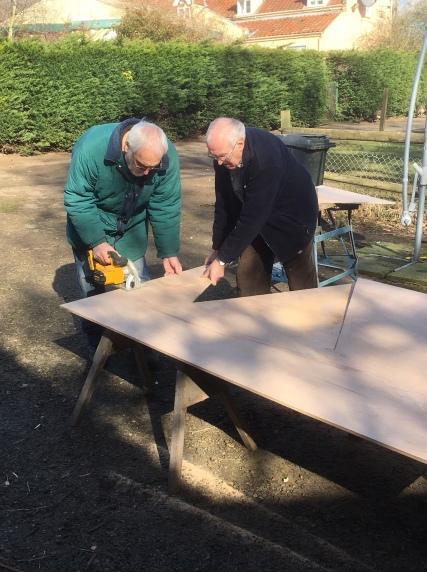 Making a Barn Owl Box
